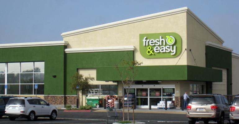 Who's Buying Fresh & Easy?