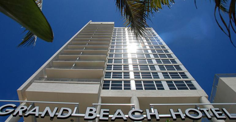 Cronheim Mortgage Arranges $125M Loan for Grand Beach Hotel