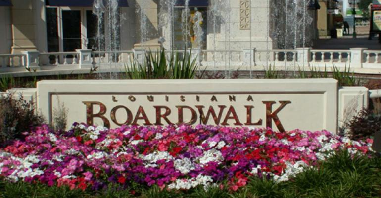 Garrison Investment Group Buys Louisiana Boardwalk, Plans to Convert it to Outlet Center