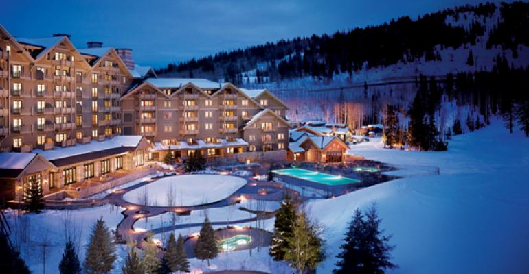 Marshall Hotels Amp Resorts39 Montage Deer Valley Park City