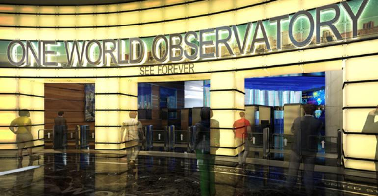 MADGI Tapped to Serve on Design Team for One World Observatory