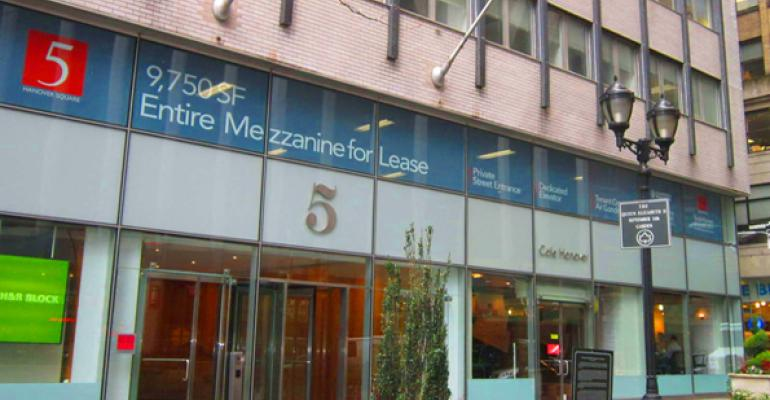 Marketing Firm Escalate Takes Nearly 10,000SF at 5 Hanover Square