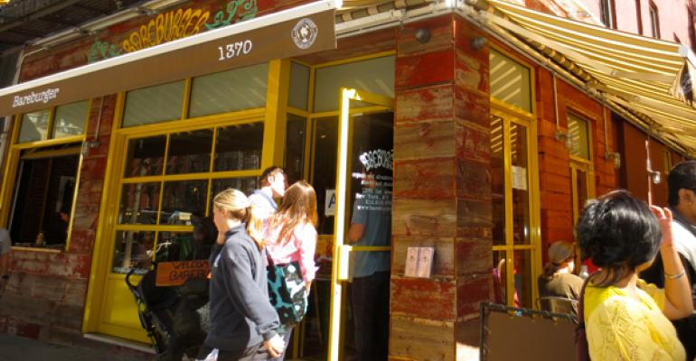 Bareburger Restaurant Chain Picks Broker for Expansion