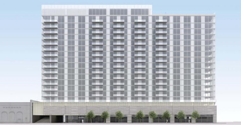 JV Breaks Ground on Catalyst Apartment Tower