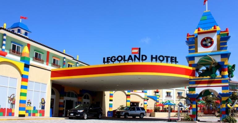 250-Key LEGOLAND Hotel and Resort Opens