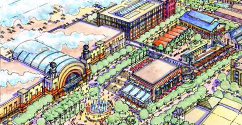 Steiner, Bucksbaum Plan Launch of 1M-SF Liberty Center