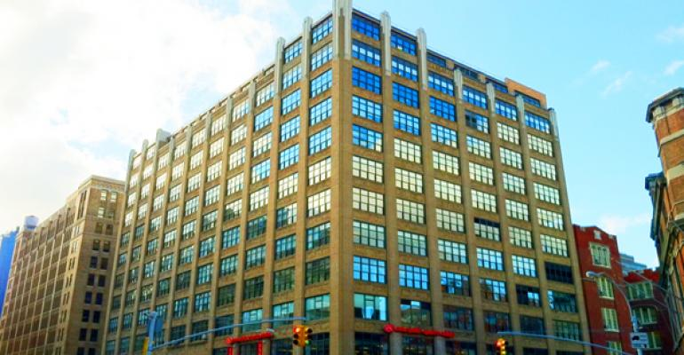 Splashlight Takes 14,000 SF at 225 Varick Street in Hudson Square