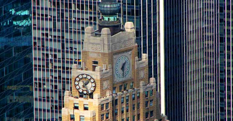 Meridian Capital Arranges $130M in Financing for The Paramount Building in Times Square