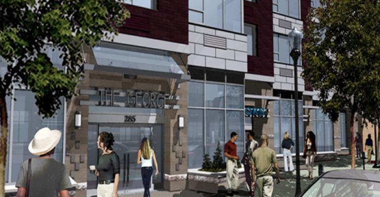 Pennrose Properties Opens The George for Leasing, Immediate Occupancy