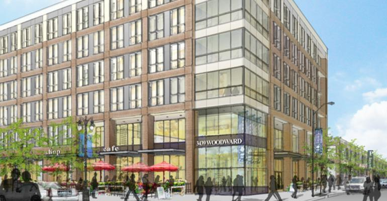 Developers Plan $30M MOB in Midtown Detroit