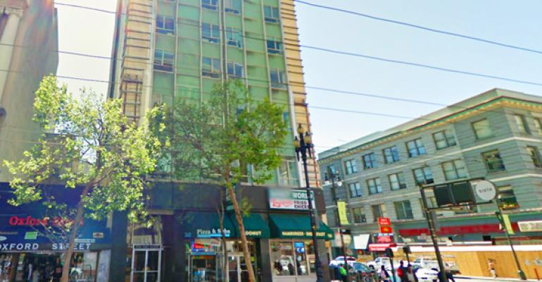 995 Market Street Sells to JV