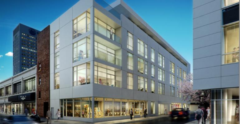 Hollister Construction Breaks Ground on Second Residential Building at Newark, NJ's Teachers Village