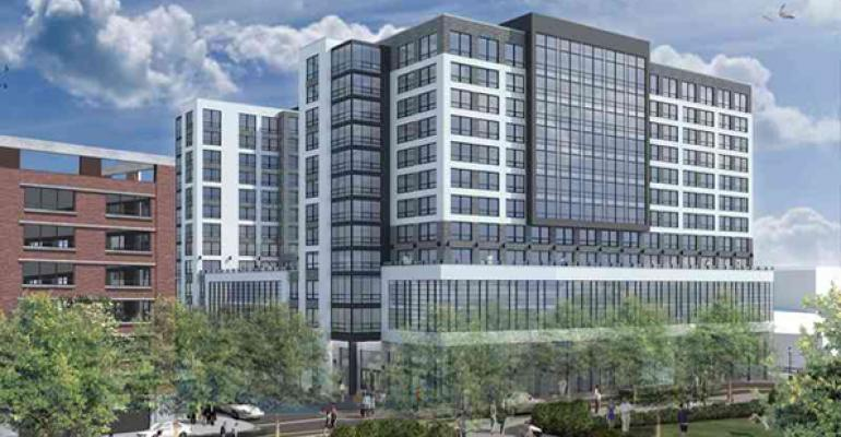 Tishman Construction Tapped to Manage Construction of Park Place in Hoboken