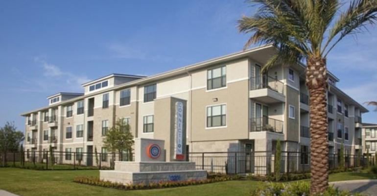 CBRE Global Investors Fund Adds 748 Apartment Units to Portfolio