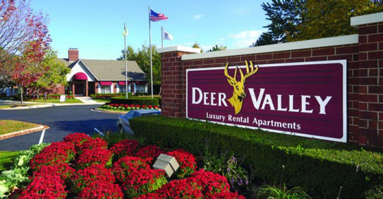 Steadfast Buys Deer Valley Apartments for $29M