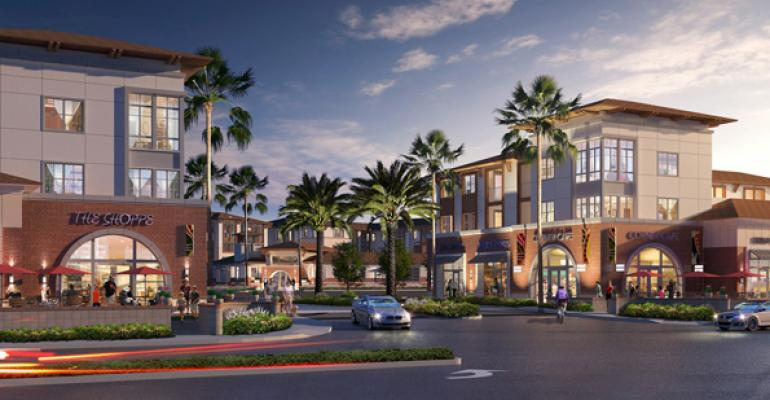 Hutton Cos. Begins Construction of La Verne Village