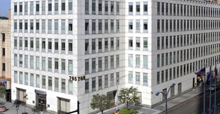 Berger Organization Picks Up Newark Office Property for Undisclosed Price