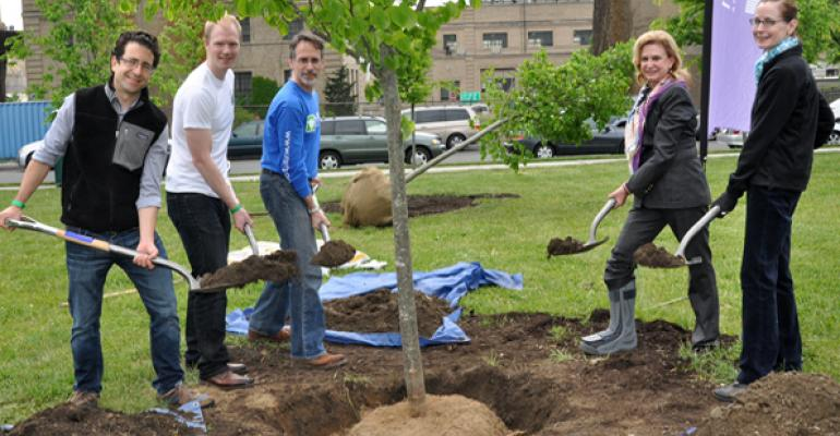 """SL Green Hosts """"Re-Green NYC"""" Event"""