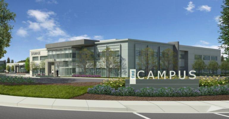 Bixby Begins 250,000-SF Office Campus Redesign
