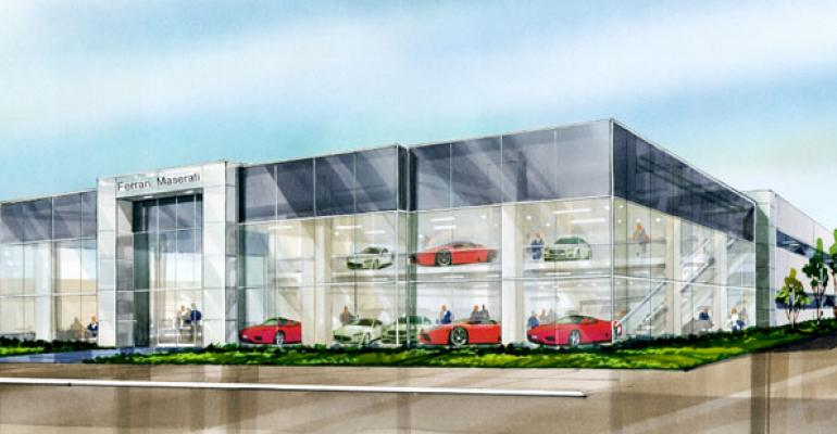 Beverly Hills Ferrari Maserati To Build 20,000SF Dealership