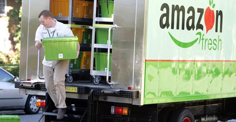 Can Amazon Steal Grocery Market Share From Traditional Sellers?