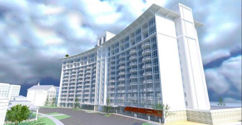 Arlington Devco Hires AECOM for $53M Hotel Conversion