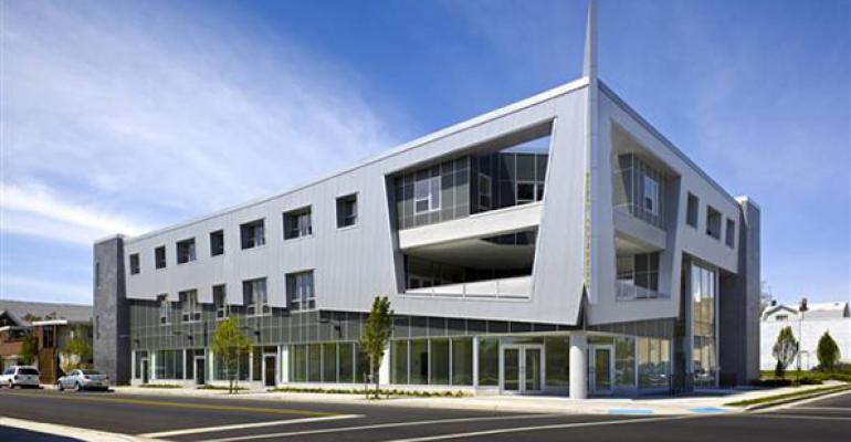 Shore Point Architecture of Ocean Grove, NJ Wins AIA-NJ Award for Asbury Park Building