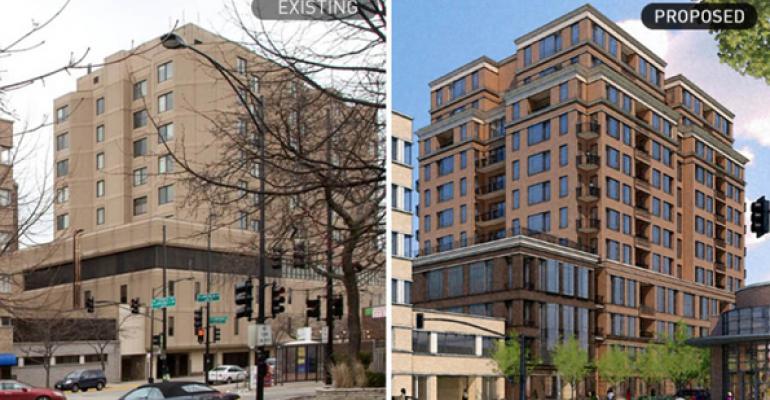 Sandz Gains Construction Financing for Lincoln Park Hospital Redo