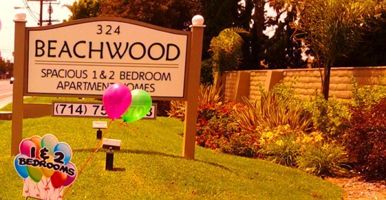 CT Realty Investors Sells Three Costa Mesa Apartment Communities