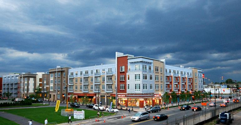 Advance Realty's Riverbend District in Harrison, N.J. Receives Smart Growth Silver Award from Hudson County Planning Board
