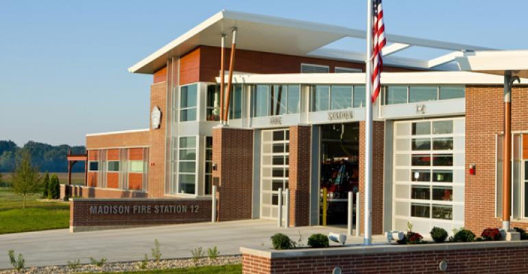 Madison Fire Department Fire Station No 12