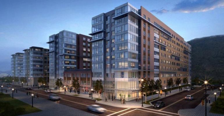 Mack-Cali's Roseland Subsidiary Breaks Ground on 280-Unit Riverfront Rental Building in Weehawken, NJ