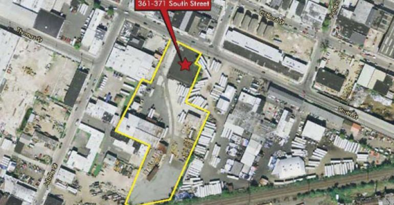 South Street East Realty Picks up Industrial Property in Newark