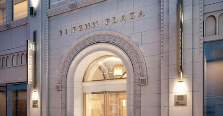 Savanna Signs New Lease at 31 Penn Plaza