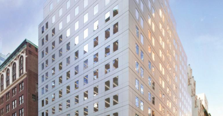 RFR Realty Taps CBRE's Turchin as Exclusive Leasing Agent for 350 Madison Avenue