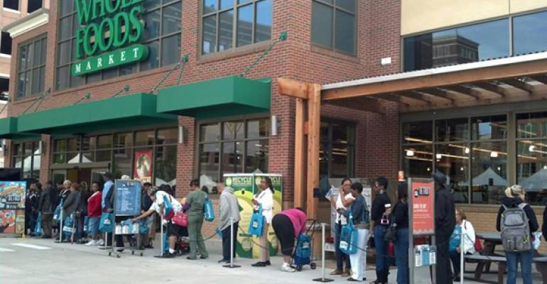 Whole Foods Opens in Downtown Detroit