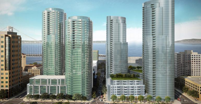 Tishman Speyer Closes $371.7M Construction Loan for San Francisco Condo Project
