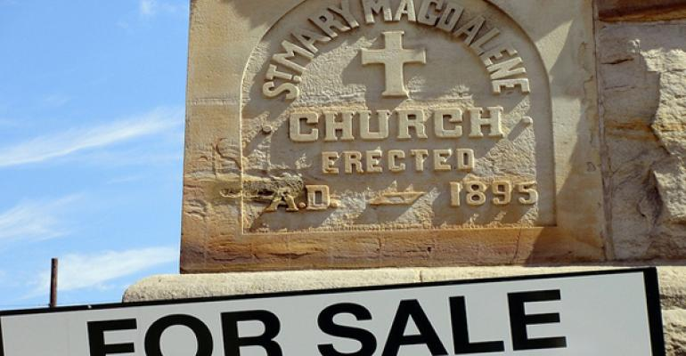 Church Property Sales on the Rise