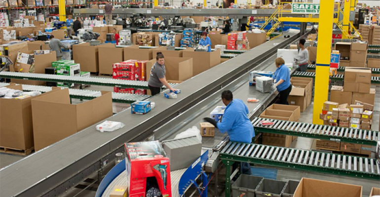 E-Commerce is Redefining the Retail Warehouse