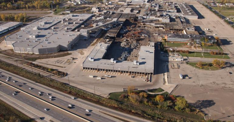 Wixom Auto Plant Example: Get it Down, Rezoned and Sold