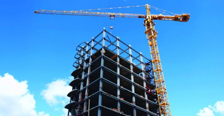 Multifamily Construction Remains Brisk
