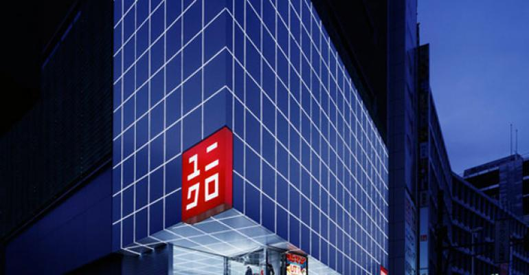 Uniqlo Opens Pop-Up Store in New York Subway Station