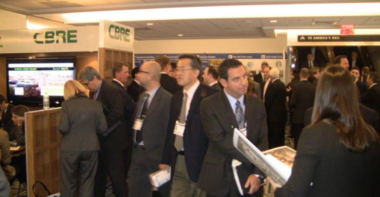 Prognosis Positive at First Day of ICSC's New York Show