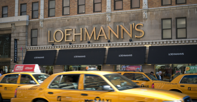 Loehmann's Files for Bankruptcy