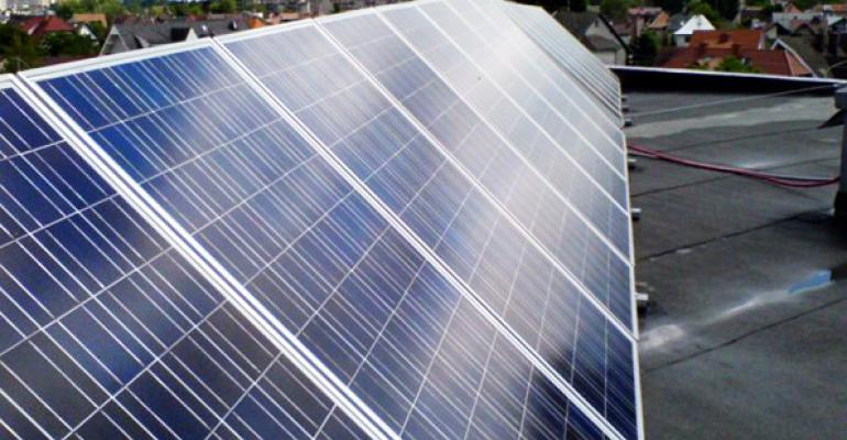 SolarCity Debuts Rooftop Solar Panel-Backed Bonds