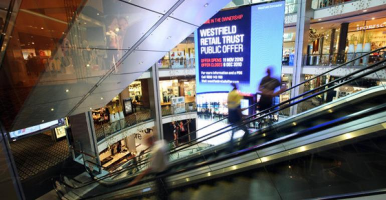 Westfield to Split Up Australian Holdings from U.S. and U.K. Malls