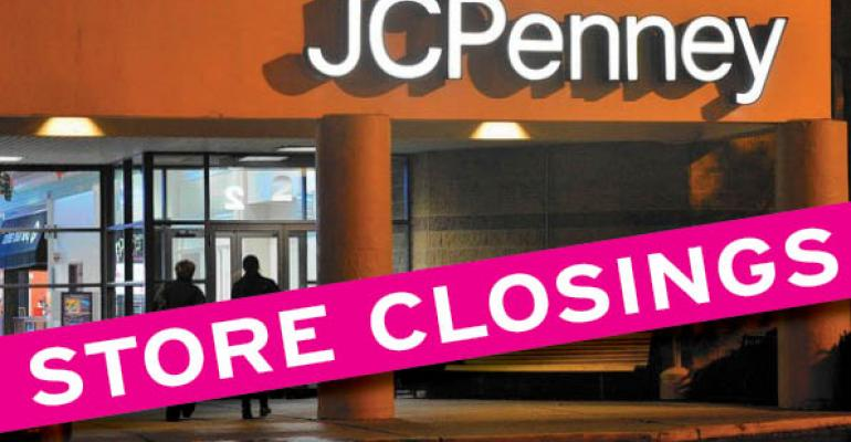 J.C. Penney Closing Dozens of Stores, Reinstating Sales Commissions
