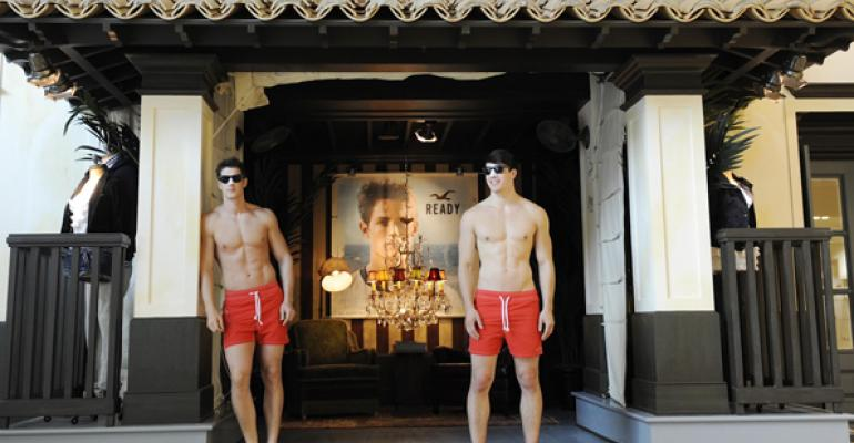 Abercrombie Looking to Re-Position Hollister as Cheaper, Fast-Fashion Chain
