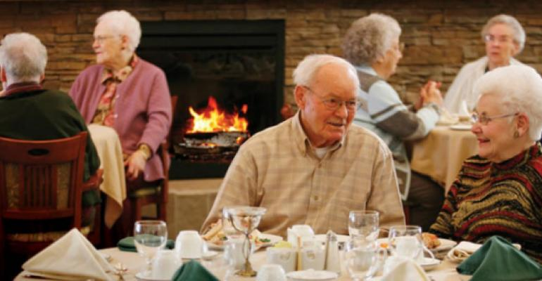 Finding the Elusive Middle-Income Seniors Housing Option
