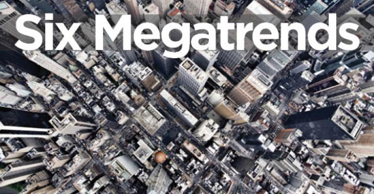 Six Megatrends for Real Estate in 2020
